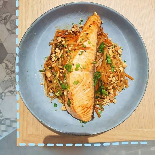 Le Restaurant - Kind & Co - Restaurant bio Nice